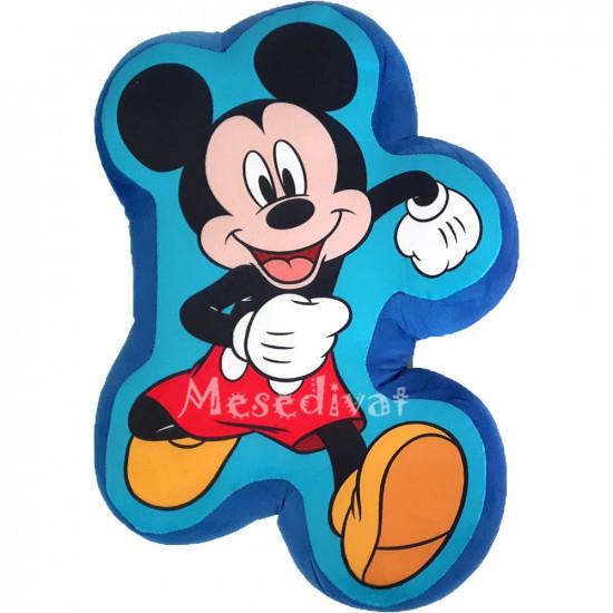 Mickey Egér formapárna díszpárna