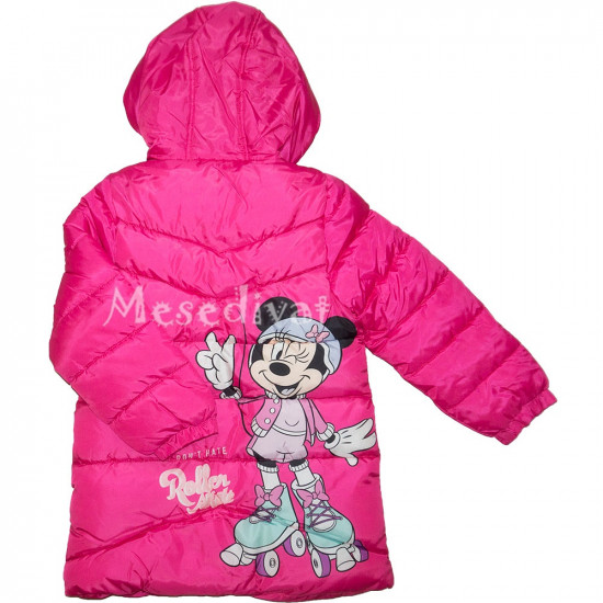 Minnie Egeres télikabát pink