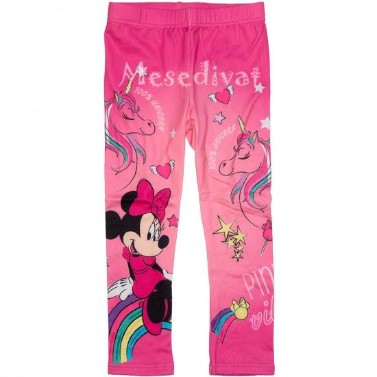 Minnie Egeres Unikornisos leggings rózsaszín