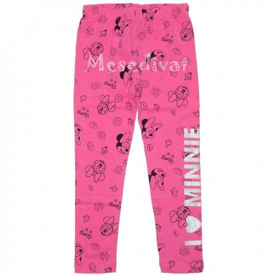Minnie Mouse rózsaszín leggings