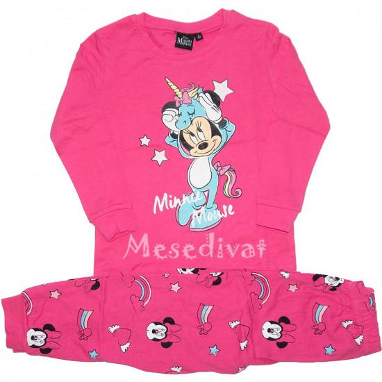 Minnies pizsama kislányoknak pink 98-134