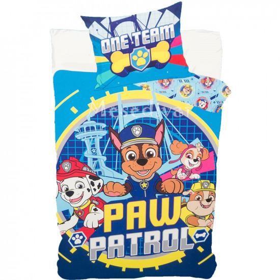 Mancs Őrjárat Paw Patrol 2 részes ágyneműhuzat