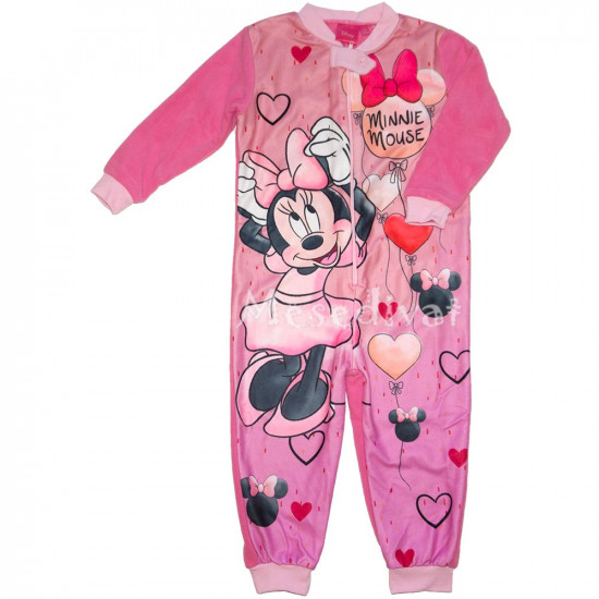 Minnie egeres polár pizsamaoverál