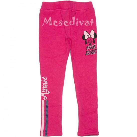 Minnie Mouse vastag leggings rózsaszín