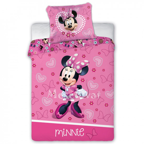 Minnie Mouse gyerek ágyneműhuzat