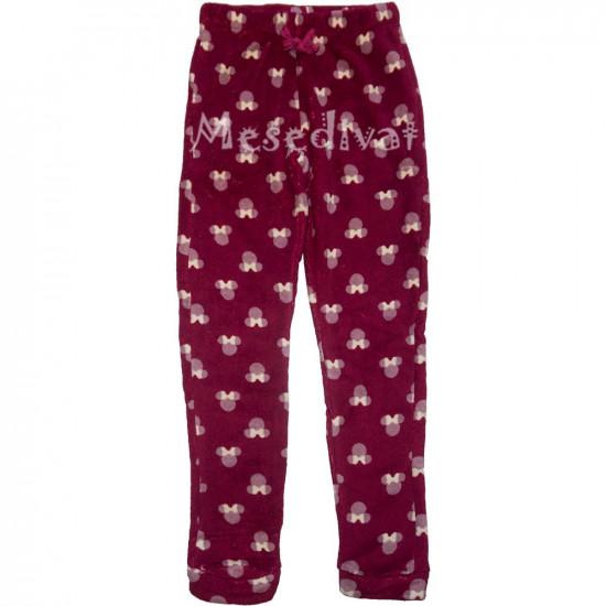 Minnie Mouse felnőtt női wellsoft pizsama