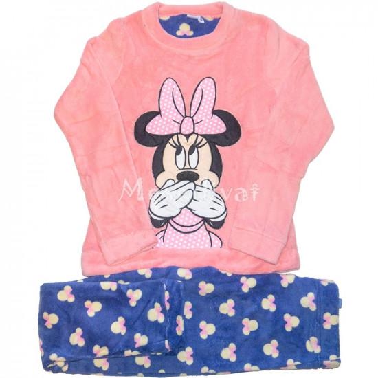 Minnie Egeres felnőtt női wellsoft pizsama