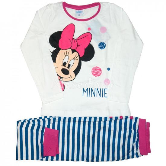 Minnie Egeres hosszúujjas pizsama 104-134