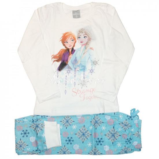 Jégvarázs hosszúujjas pizsama Elsa