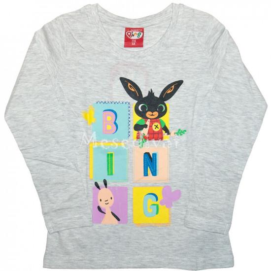 Bing nyuszi hosszúujjas póló kislányoknak