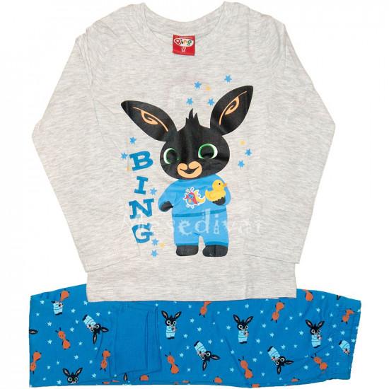 Bing nyuszis pamut pizsama Floppal