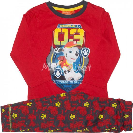 Mancs Őrjárat pizsama Marshallal