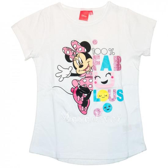 Minnie Egeres póló fehér 98-128