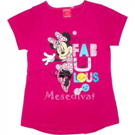 Minnie Egeres póló pink 98-128