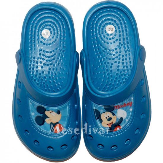 Mickey Egeres papucs kisfiúknak 22-33