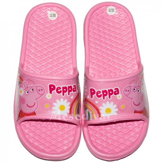Peppa Malac papucs rózsaszín 24-31