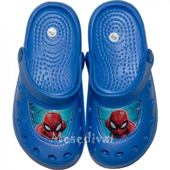 Pókemberes papucs kisfiúknak 22-33