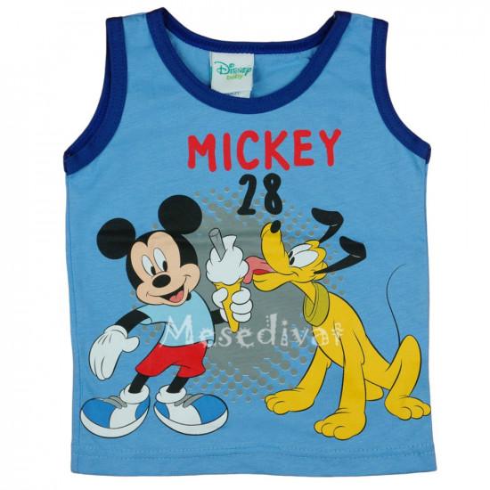 Mickey Egeres pamut trikó Plutóval
