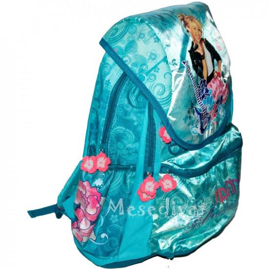 Hannah Montana ergonómikus hátizsák iskolatáska