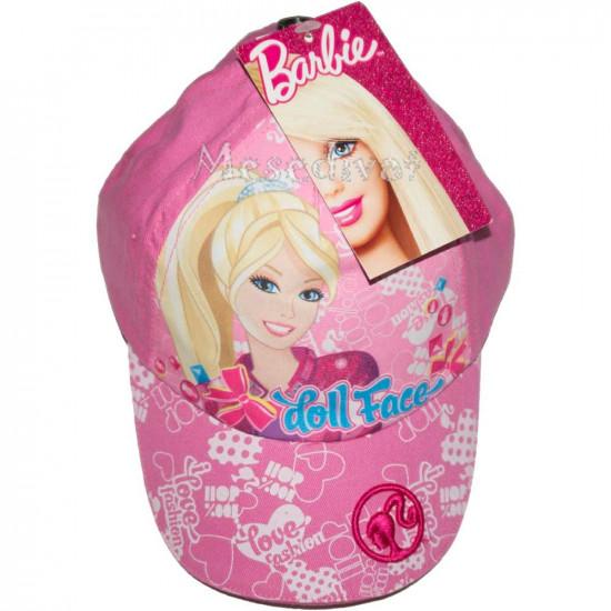 Barbie baseball sapka rózsaszín