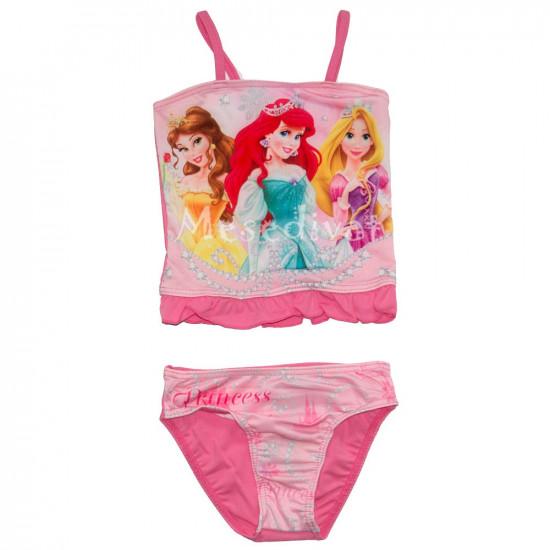 Hercegnős 2 részes fürdőruha rózsaszín