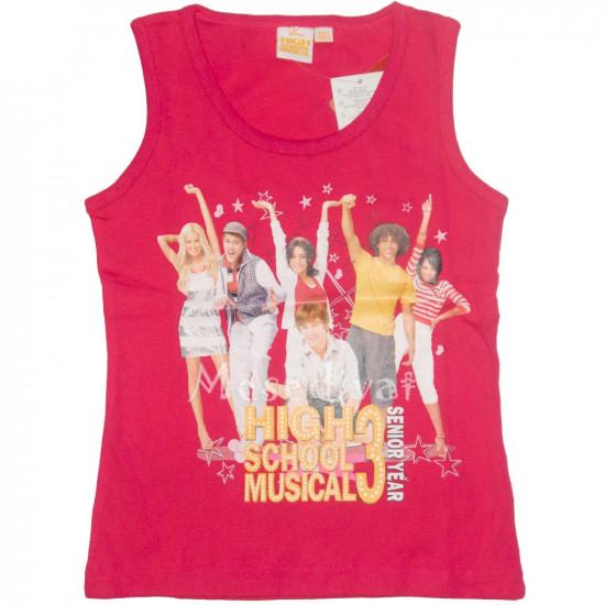 High School Musical pamut ujjatlan pink