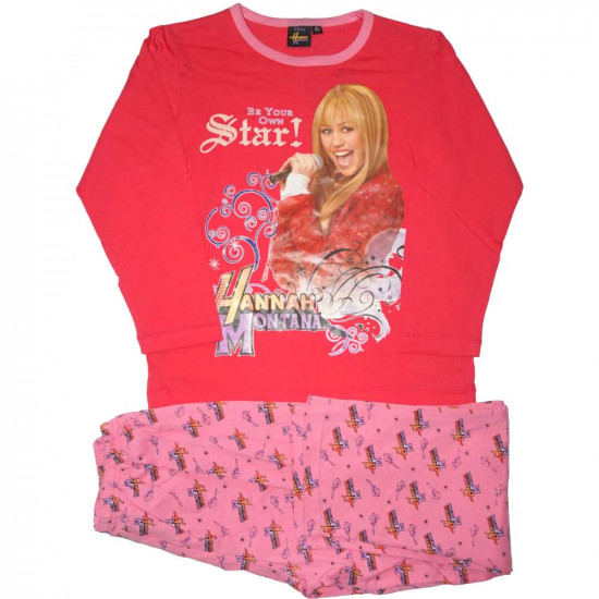 Hannah Montana pamut pizsama