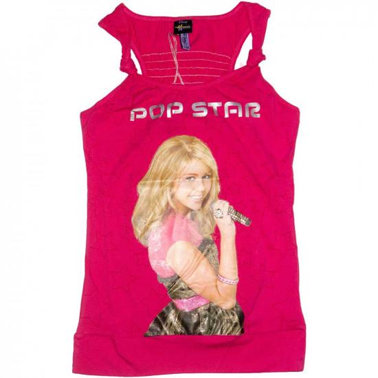 Hannah Montana ujjatlan felső pink