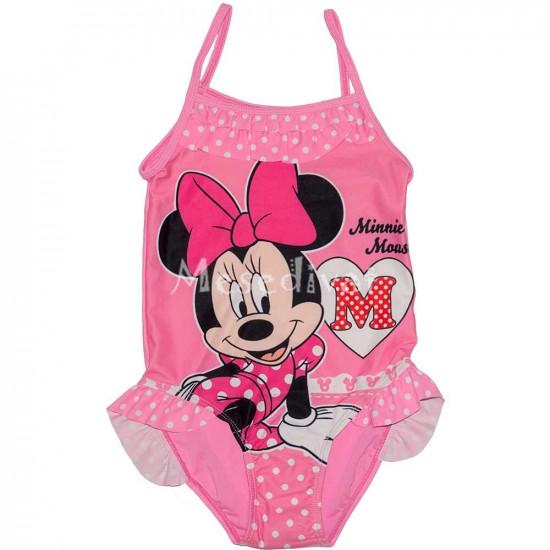 Minnie Egeres fürdőruha rózsaszín