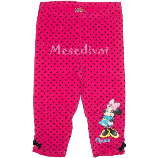 Minnie Egeres térdnadrág leggings pink