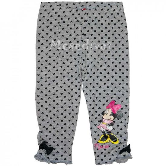 Minnie Egeres térdnadrág leggings szürke